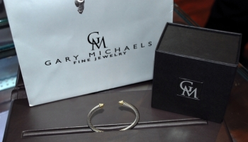 WLC Event 2015 Gary Michaels David Yurman Bracelet Giveaway