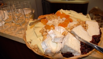 WLC Event Gourmet Cheeses 5-2015